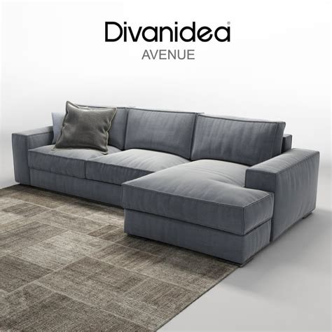 divani idea 3d divanidea avenue sofa