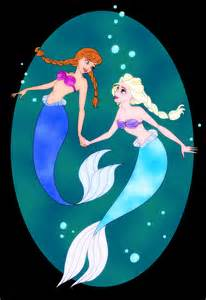 frozen mermaid coloring pages frozen mermaids by bhudicae on deviantart
