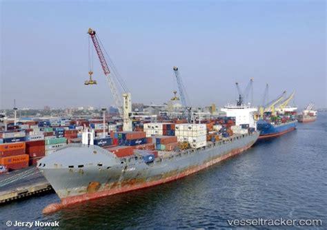 tin can port lagos dashboard of the port of tincan lagos vesseltracker