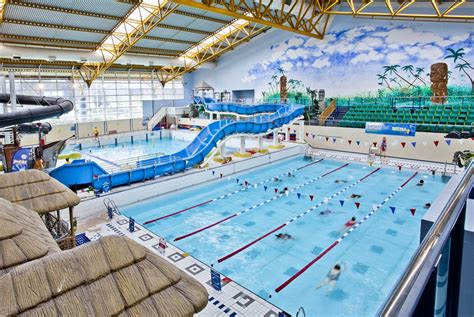 Section 8 Opening Hours by Hillsborough Leisure Centre Sheffield