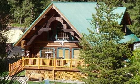 half rental from comfy cabins comfy cabins llc groupon