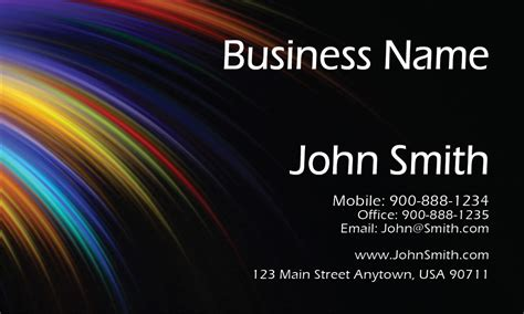 painting business cards templates black painting business card design 1701081