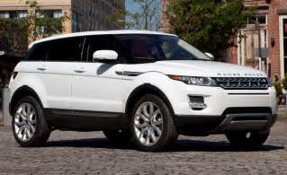2012 range rover evoque u s pricing and mpg ratings