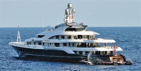 yacht attessa dennis washington inside his 150 000 000 yacht attessa