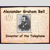 Alexander Graham Bell Telephone Invention