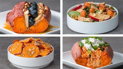 4 delicious sweet potato recipes seiviver