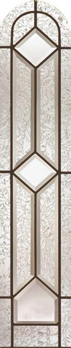 therma tru crystalline     top glass  frame