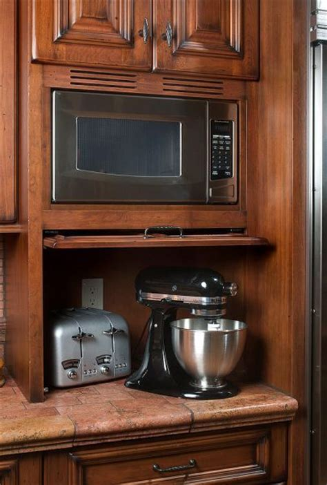 pictures of toaster and appliance garage on pinterest