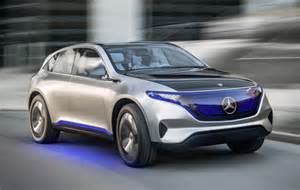 Mercedes Be Mercedes Generation Eq Bows At Motor Show
