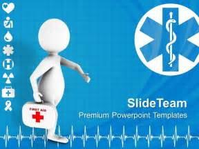 0413 3d doctor medical theme powerpoint templates ppt