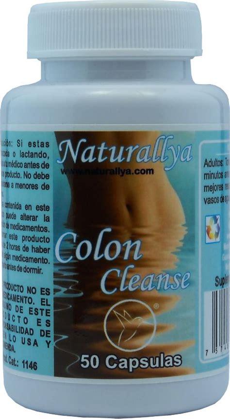 Colon Detox Comentarios by Colon Cleanse 50 Capsulas 1146 250 00 Mxn
