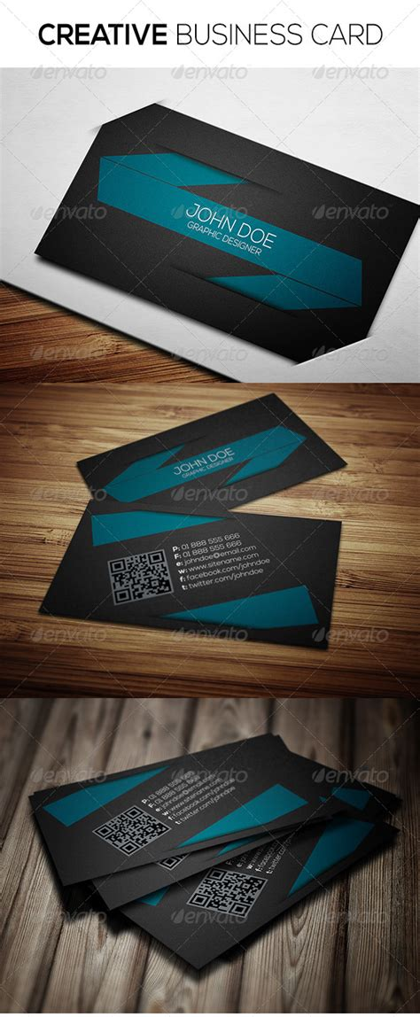 rip business card templates graphicriver creative business card template rip