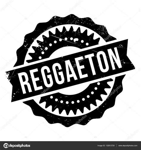 imagenes chidas reggaeton estilo de baile famoso sello de reggaeton vector de