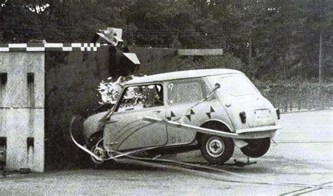 mini crash test crash test des anciennes page 2 anciennes forum