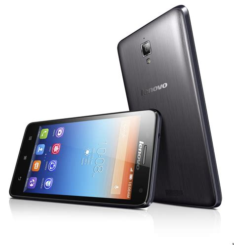 Lenovo Android Lenovo S660 Affordable Android Phone Packing 3000mah Battery