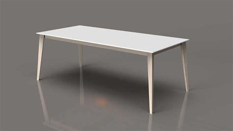 tavolo corian arco arredo design in dupont corian 174 tavolo air