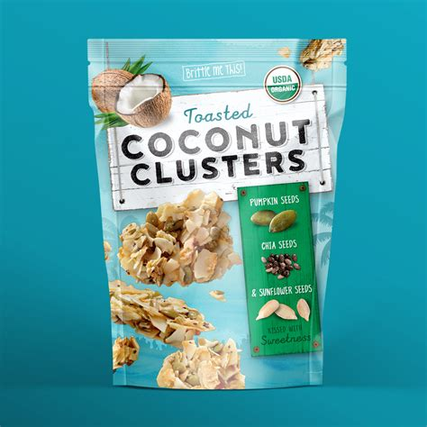 toasted coconut clusters pivot marketing inc
