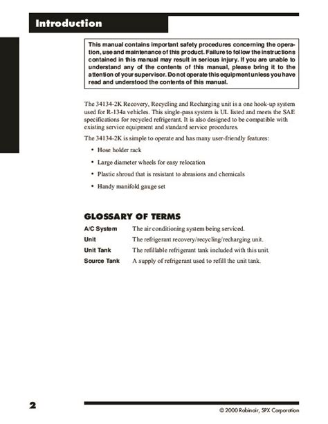 service manual how to add freon to 2010 volvo xc70 2010 volvo xc70 information robinair spx 34134 2k refrigerant recovery recycling owners manual