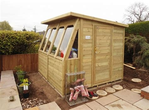 Building A Potting Shed by Potting Shed York Tool Shed Plans For Sheds