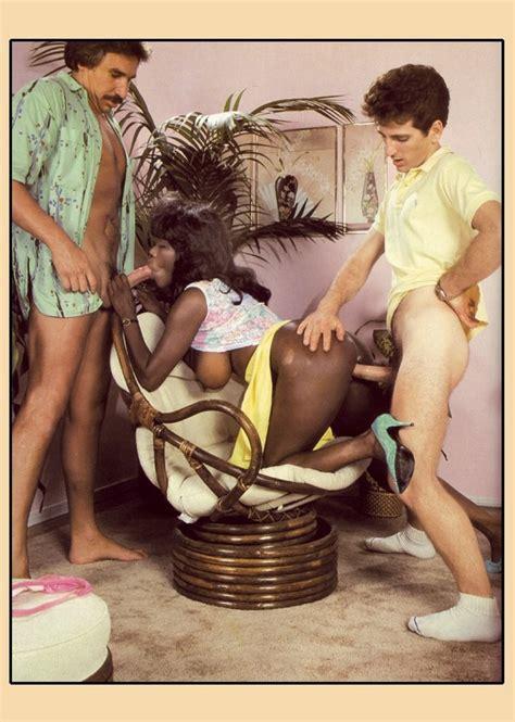 Vintage Ebony Ebony Ayes Fucked In Retro Hardcore Action Pichunter