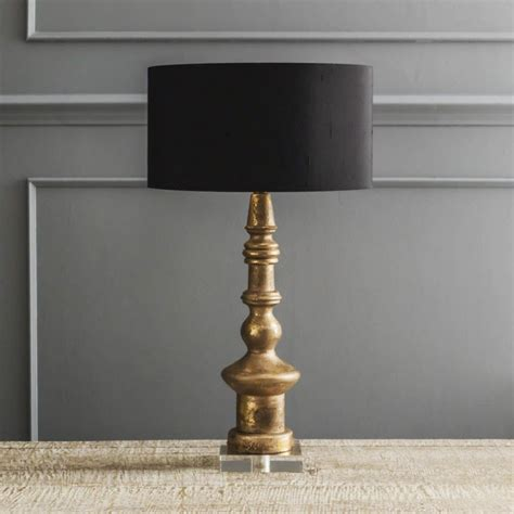 bedroom table lighting furniture tiffany jewel inch antique brass table l w