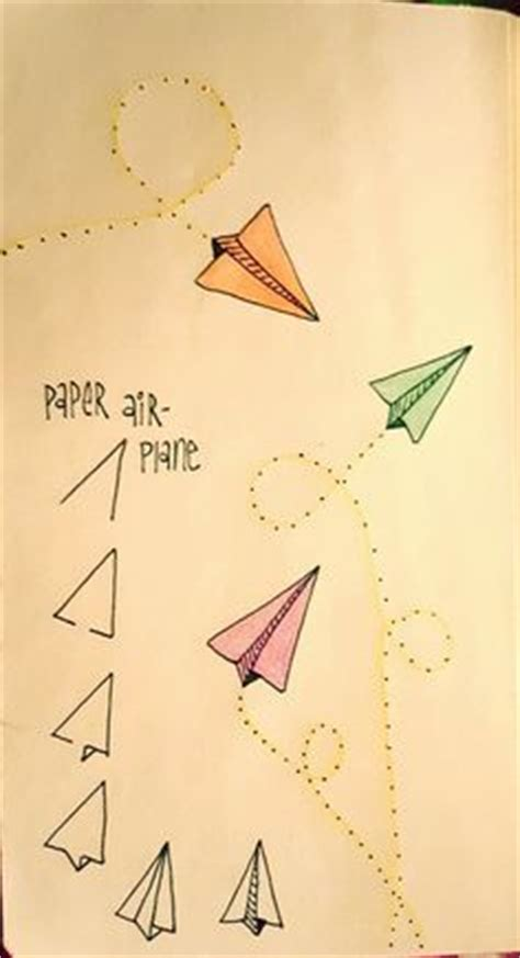 How To Make A Badass Paper Airplane - top 25 best paper airplane tattoos ideas on