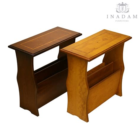 furniture magazines inadam furniture magazine table with tulip inlay in mahogany or yew reproduction furniture