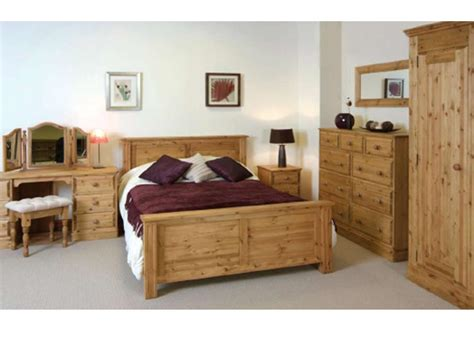pine bedroom furniture vanityset info