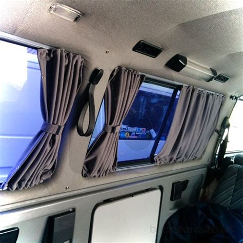 vw cer curtains brickwerks curtain set t3 grey quality parts for t3