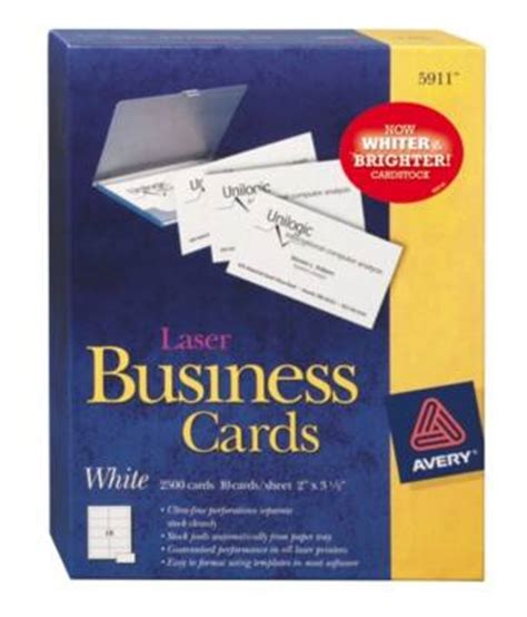avery template 8371 business cards avery 8371 perforated inkjet business card walmart