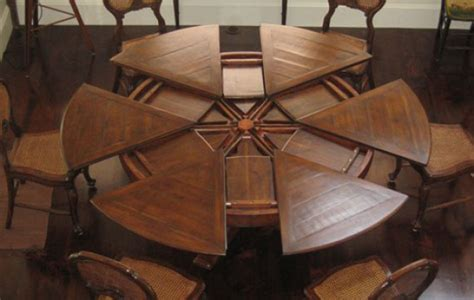 round dining room table with leaves dining room iron wood