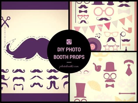 download themes for photo booth diy wedding photo booth props free template downloads