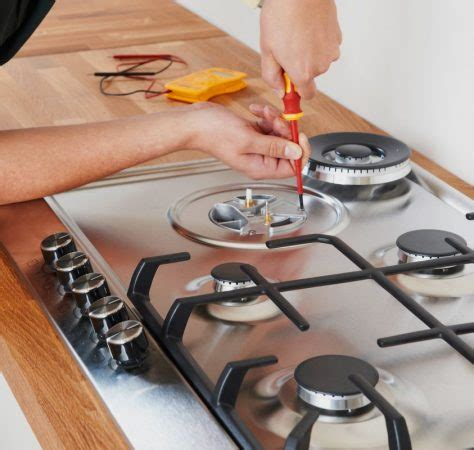 Gas Cooktop Repair - stove repair singapore 24 7 reliable stove repair