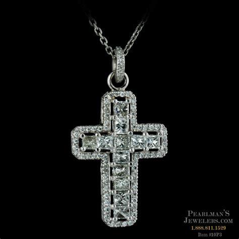 michael b jewelry cross necklace