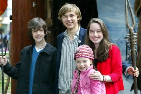 narnia ny film the young actors from new narnia film prince caspian take