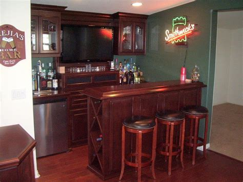 Unique Bar Cabinets Loft Turned Into Pub In Yorba C L Design Specialists Inc