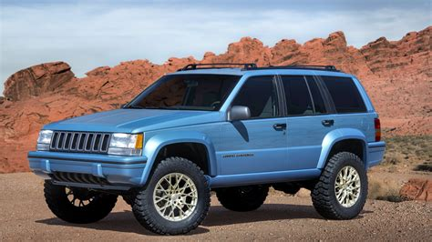 wallpaper jeep grand one suv concept cars bikes 13328