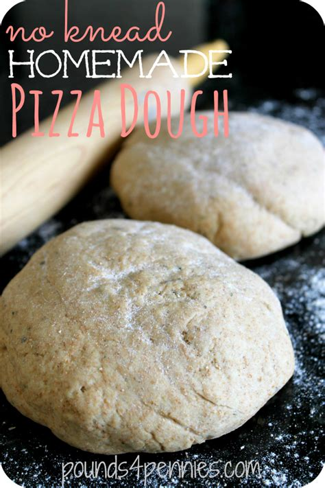 Easy Handmade Pizza Dough - easy pizza dough from a bread machine