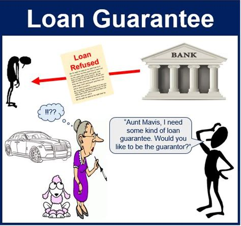 buying a house with a guarantor what is a loan guarantee market business news