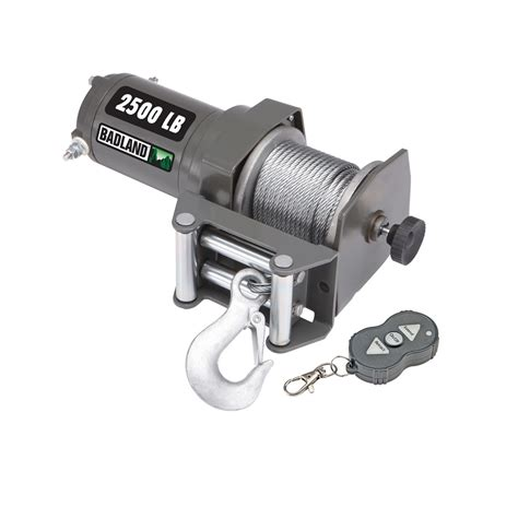 boat winch with remote control 2500 lb atv utility electric winch with wireless remote