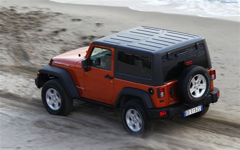 2012 Jeep Wrangler Jeep Wrangler 2012 Widescreen Car Wallpapers 08 Of