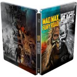 fury theatrical review hi def ninja blu ray steelbooks mad max fury road black chrome edition blu ray