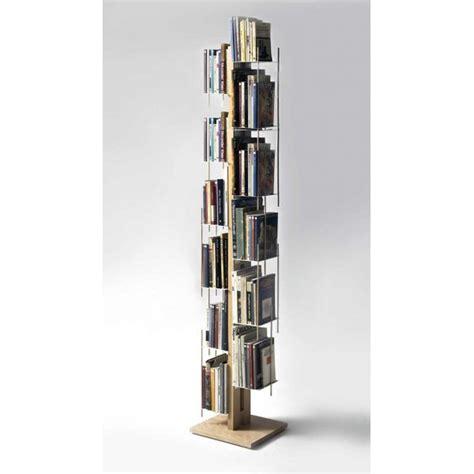 libreria a colonna design libreria a colonna da terra in legno zia