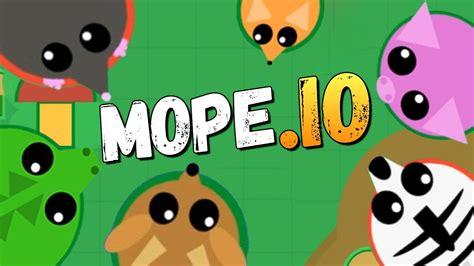 mope io самая милая io игра mope io скачать лучшие онлайн