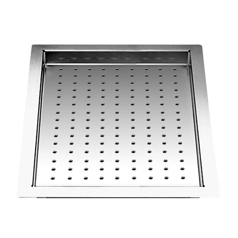 kitchen sink drainer trays blanco stainless steel drainer tray bunnings warehouse