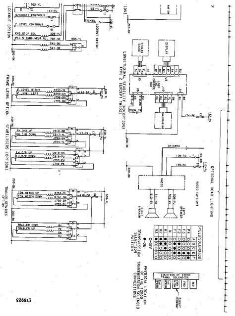 grove scissor lift wiring diagram grove sm2632e scissor