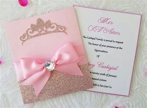 nueva colecci 243 n invitaciones 2018 15 ideas para realizar invitaciones para bautizo con foto invitaciones en color rosa para 15 a