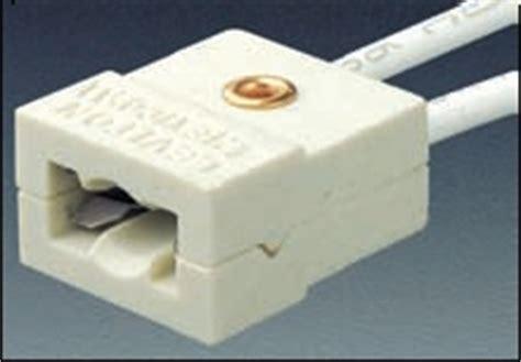 Wedges Adl 1 h036 2 wedge and light socket base