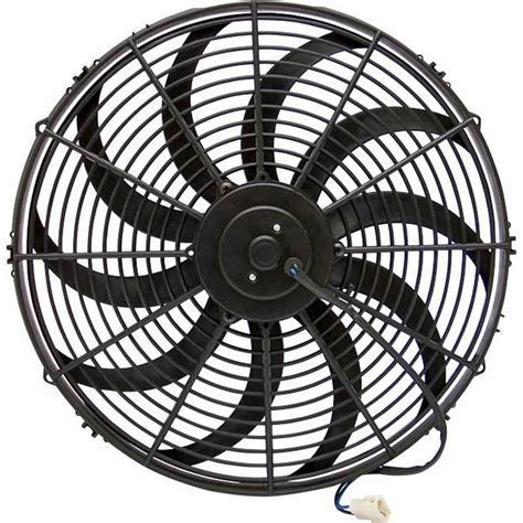 3000 cfm exhaust fan 16 quot heavy duty radiator electric fan 3000 cfm brand new