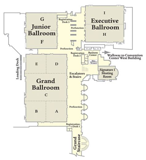 ballroom floor plan orlando meeting hotel floor plans rosen centre hotel